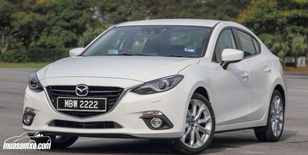 Mazda3 2017 Facelift giá bao nhiêu? Khi nào về Việt Nam?