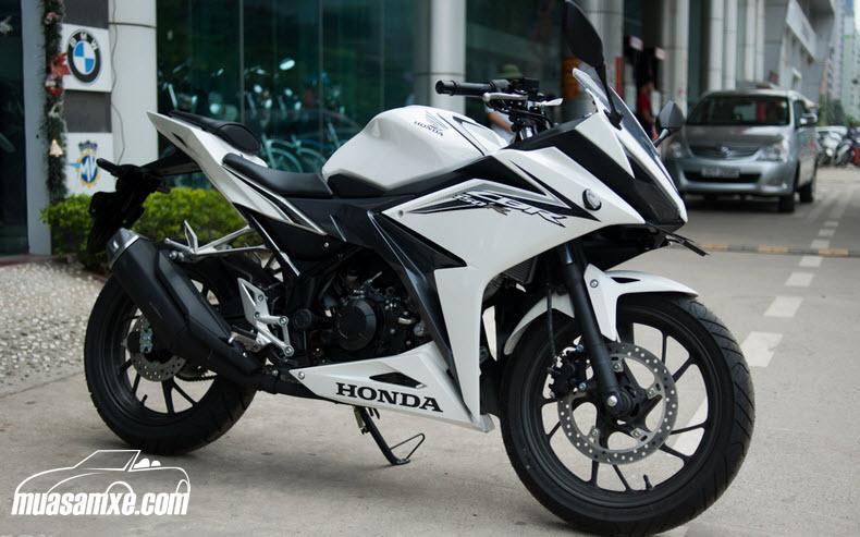 Honda CBR150R 2016 giá bao nhiêu? Thiết kế vận hành & thông số kỹ thuật 3
