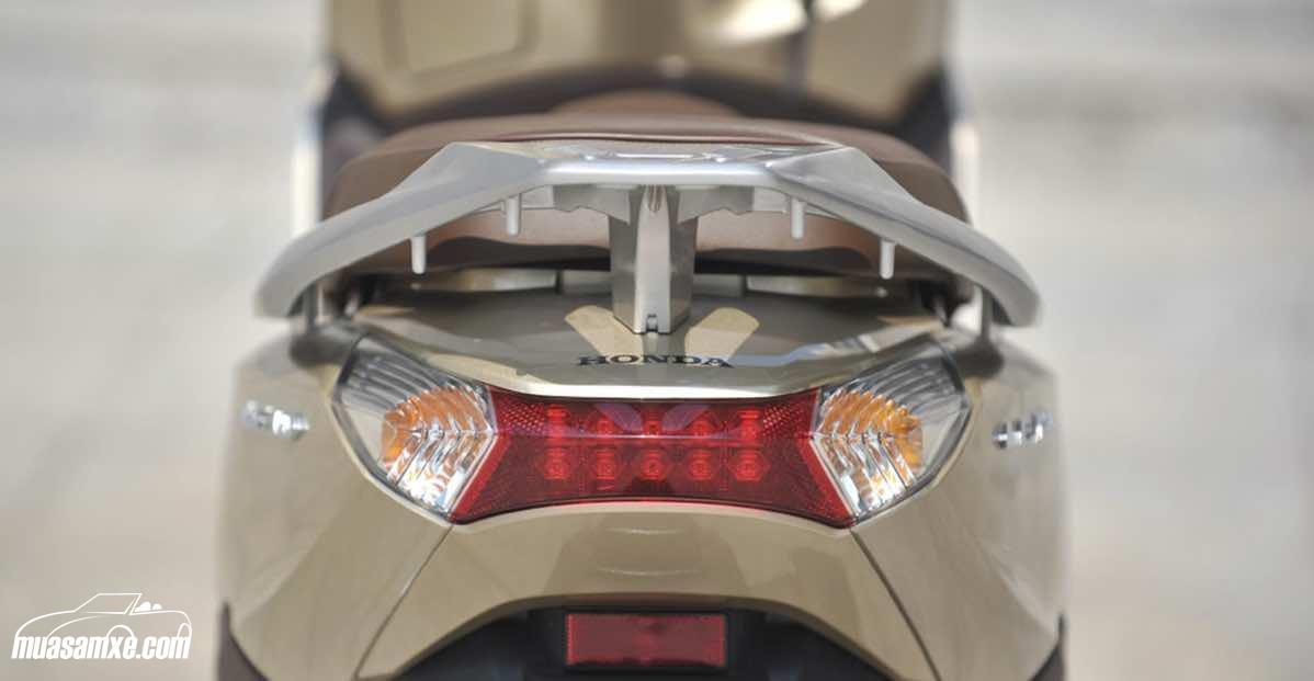 Honda Lead 2017 giá bao nhiêu? Đánh giá xe Honda Lead 2017 kèm hình ảnh chi tiết