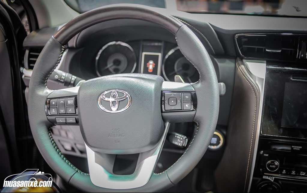 Đánh giá Toyota Fortuner 2017: Mẫu xe không hoàn hảo!