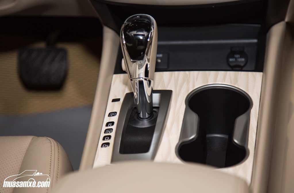 Đánh giá xe Nissan Teana 2017 về thiết kế nội ngoại thất và giá bán mới nhất