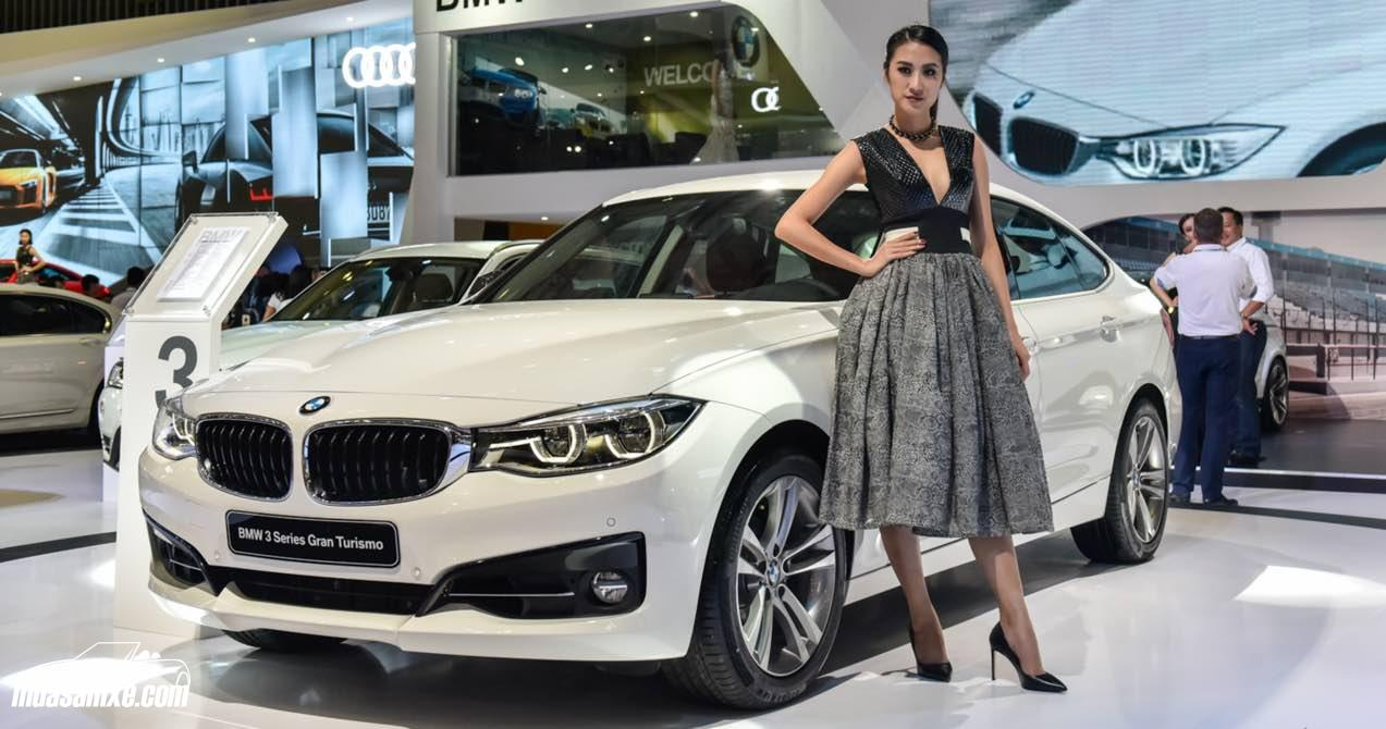 BMW 320i 2017 GT giá bao nhiêu? Đánh giá nội ngoại thất và vận hành