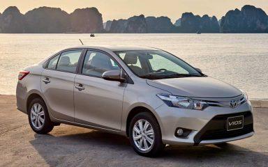 Đánh giá xe Toyota Vios 2017 về ngoại thất & giá bán mới nhất