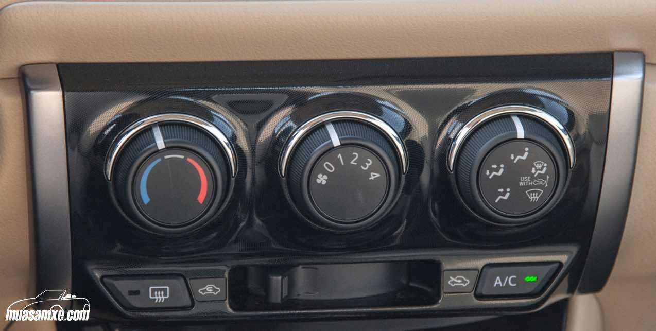 Toyota Vios 2017 giá bao nhiêu? Đánh giá xe Vios 2017