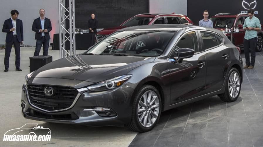 Giá xe Mazda 3 2017 tại Nhật Bản chỉ từ 375 triệu VNĐ với 3 phiên bản lựa chọn