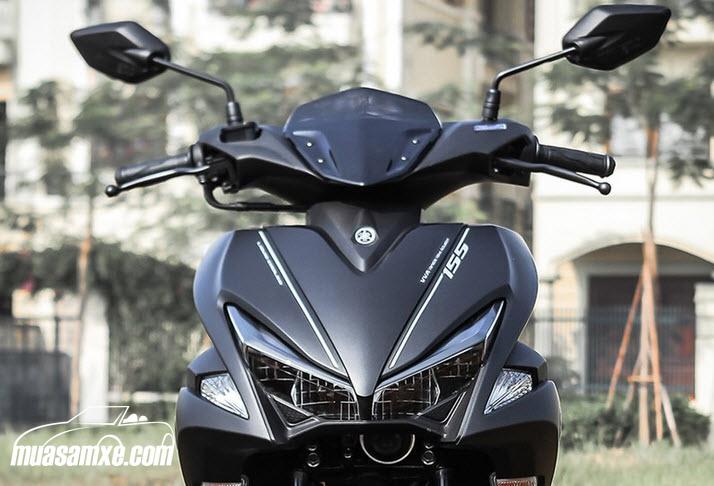 Đánh giá xe Yamaha NVX 2017 từ chi tiết hình ảnh, thông số kỹ thuật & giá bán 2