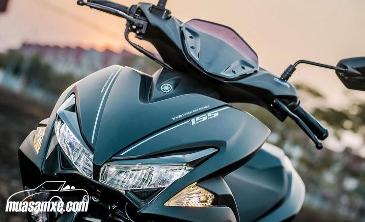 Đánh giá xe Yamaha NVX 2017 từ chi tiết hình ảnh, thông số kỹ thuật & giá bán 6