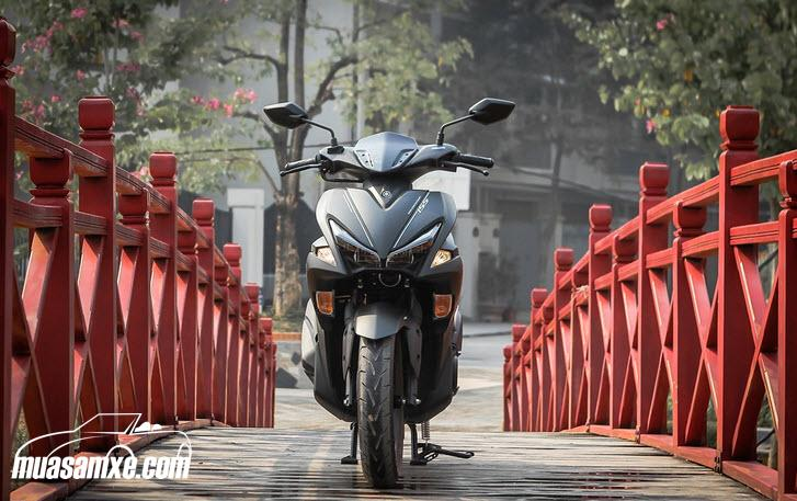 Đánh giá xe Yamaha NVX 2017 từ chi tiết hình ảnh, thông số kỹ thuật & giá bán 12