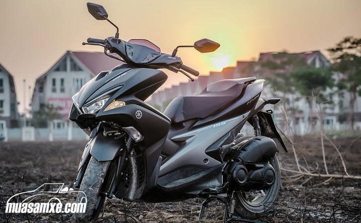 Đánh giá xe Yamaha NVX 2017 từ chi tiết hình ảnh, thông số kỹ thuật & giá bán 13