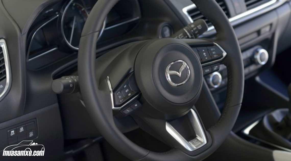 Đánh giá xe Mazda 3 2017 về nội ngoại thất và thông số kỹ thuật