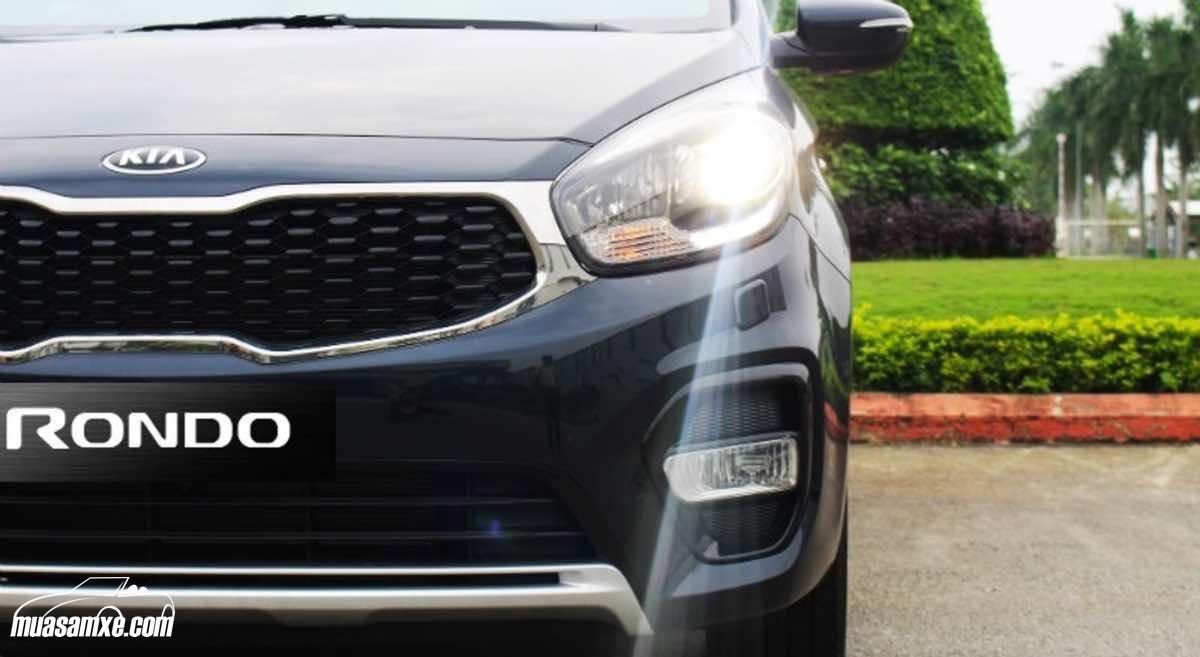 Đánh giá xe Kia Rondo 2017 về thông số kỹ thuật, giá bán và vận hành