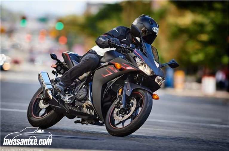 Yamaha R3 2017 giá bao nhiêu? Đánh giá R3 2017 về thông số và vận hành