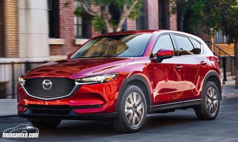 Đánh giá Mazda CX-5 2017: Mạnh mẽ, thể thao & nhiều công nghệ