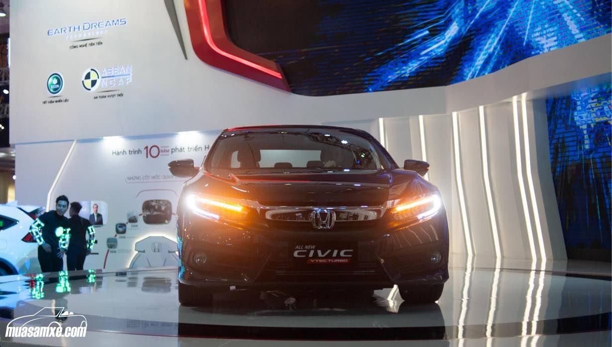 Đánh giá Civic 2017 chi tiết các thông số kỹ thuật và giá bán
