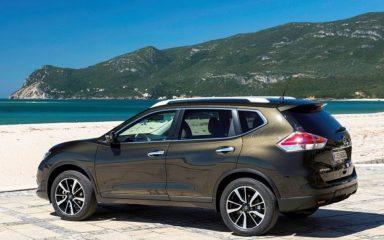 Nissan X-Trail tham vọng đối đầu với Mazda CX-5 và Honda CR-V