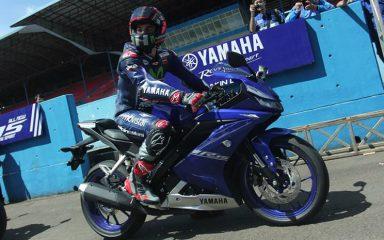 Đánh giá xe Yamaha R15 V3 2017: Thiết kế hoàn toàn mới thể thao hơn 2