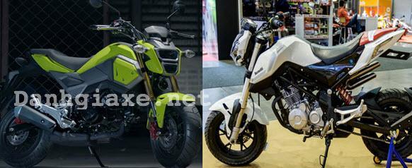 So sánh nên mua Benelli TNT 125 hay Honda MSX 125, xe nào tốt hơn?