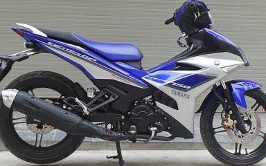 Giá xe Yamaha Exciter 150 tháng 1/2017 tại đại lý: chênh lệch tới 4-8 triệu đồng