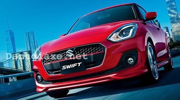 Đánh giá xe Suzuki Swift 2017 về hình ảnh, thiết kế vận hành & giá bán mới nhất 2