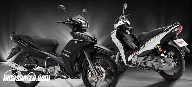 Bảng giá xe số Yamaha