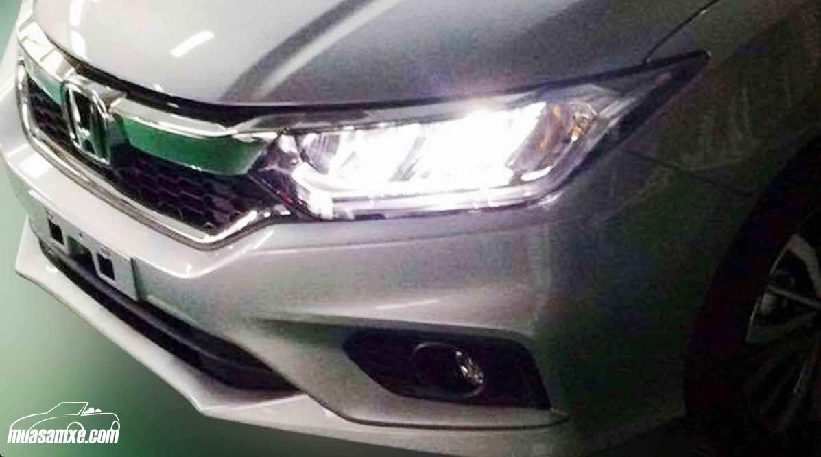Đánh giá xe Honda City 2017 với những nâng cấp mới và giá bán mới nhất