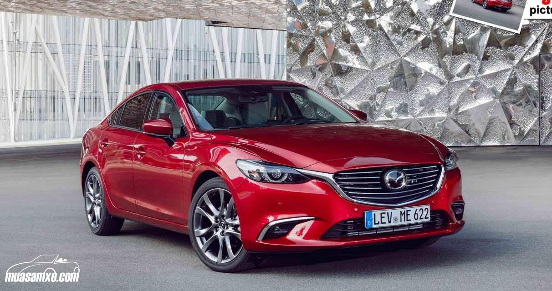 Đánh giá xe Mazda 6 2017 về thiết kế nội ngoại thất và các thông số kỹ thuật