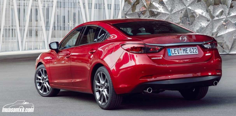 Mazda 6 2017 giá bao nhiêu? Đánh giá xe Mazda6 về thông số kỹ thuật, vận hành và giá bán