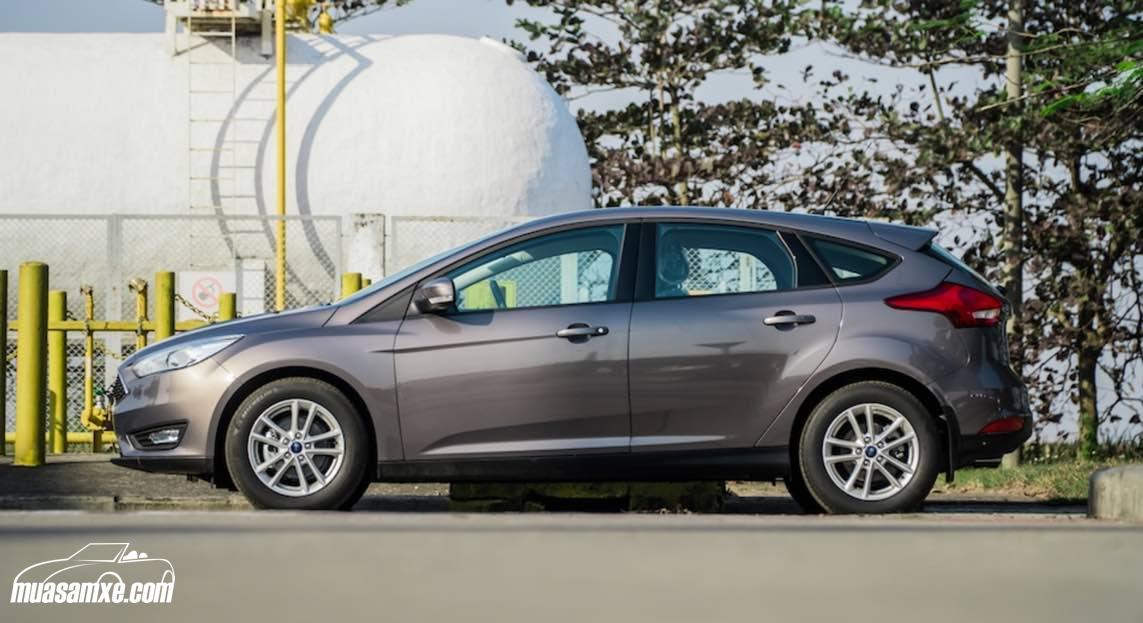 Ford Focus Trend sẽ là đối thủ nặng ký nhất của Mazda3 2017?