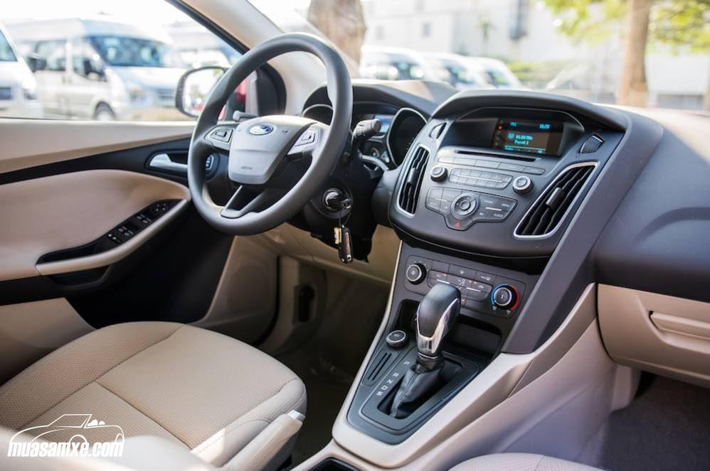 Ford Focus Trend 2017 giá bao nhiêu? Đánh giá kèm hình ảnh chi tiết