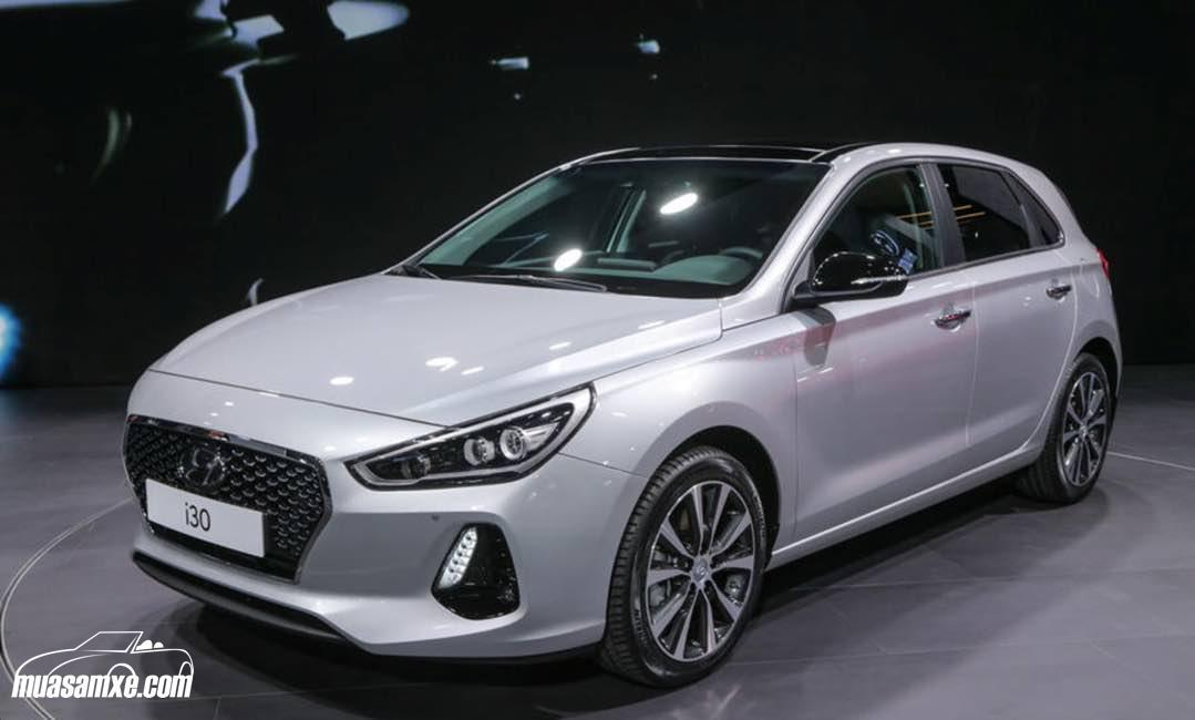 Đánh giá xe Hyundai i30 2017 về thiết kế, vận hành và giá bán