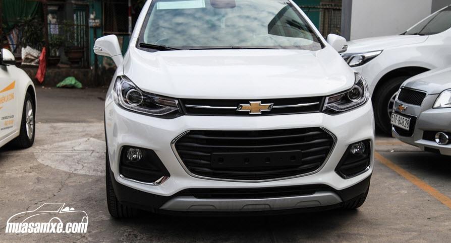 Cận cảnh chi tiết Chevrolet Trax 2017 giá 769 triệu đồng tại đại lý Việt Nam 3