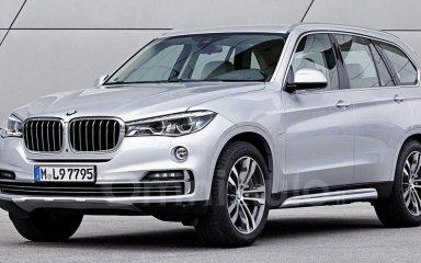 BMW X7 2018 sẽ được trang bị động cơ V12 cùng động cơ hybrid
