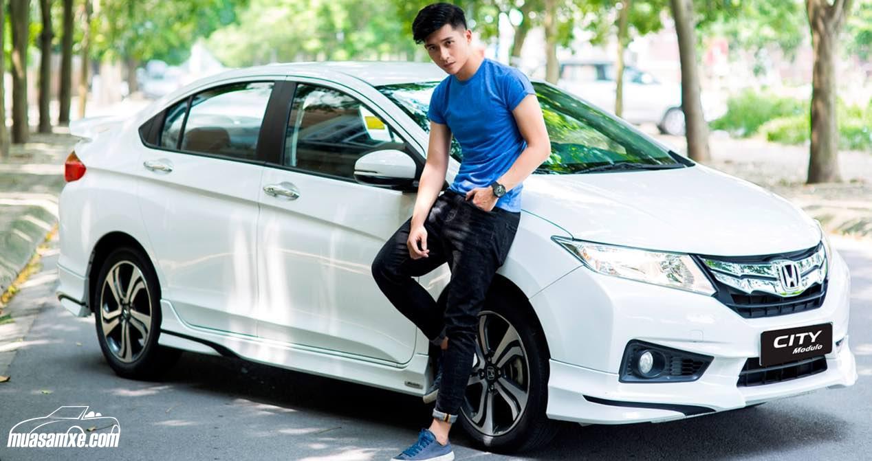 Giá xe Honda City 2017 mới nhất hôm nay