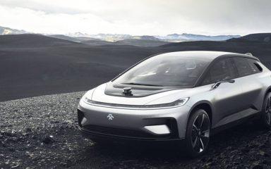 Xe điện Faraday Future có khả năng tăng tốc lên 100Km/h trong 2,4 giây