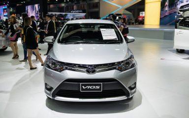 Giá xe Toyota tháng 2/2017 tại các đại lý kèm chương trình khuyến mãi mới nhất hôm nay