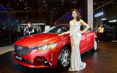 Mazda 6 2017 có gì mới về thiết kế & các trang bị tiện nghi an toàn 10