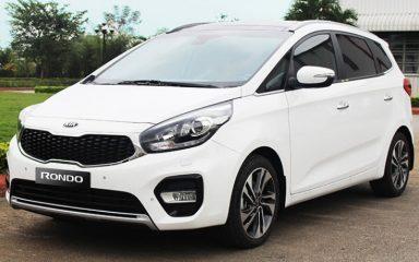 Giá xe Kia Rondo 2017 từ 654 triệu VNĐ thêm tiện nghi mới hấp dẫn 1